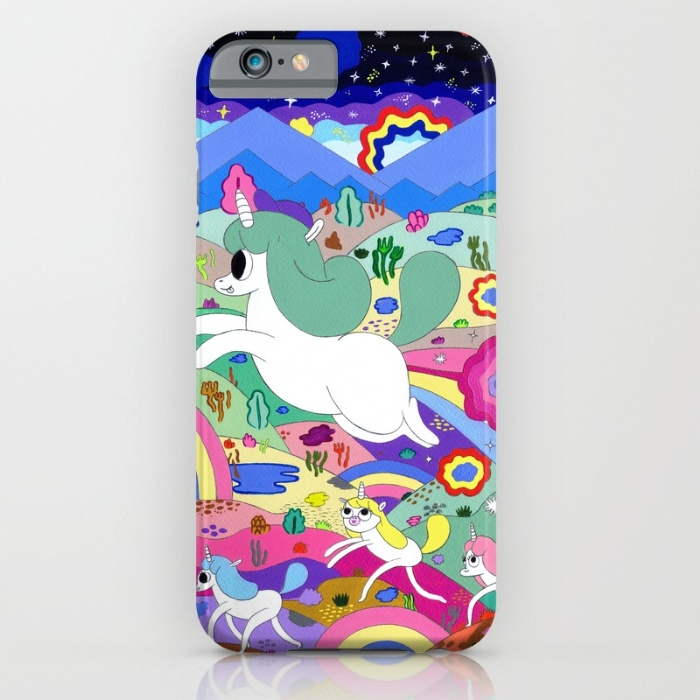 We curated this super cute collection of Unicorn iPhone 6 Cases for you! ★ Read more at www.preppywallpapers.com or follow us on Pinterest @prettywallpaper
