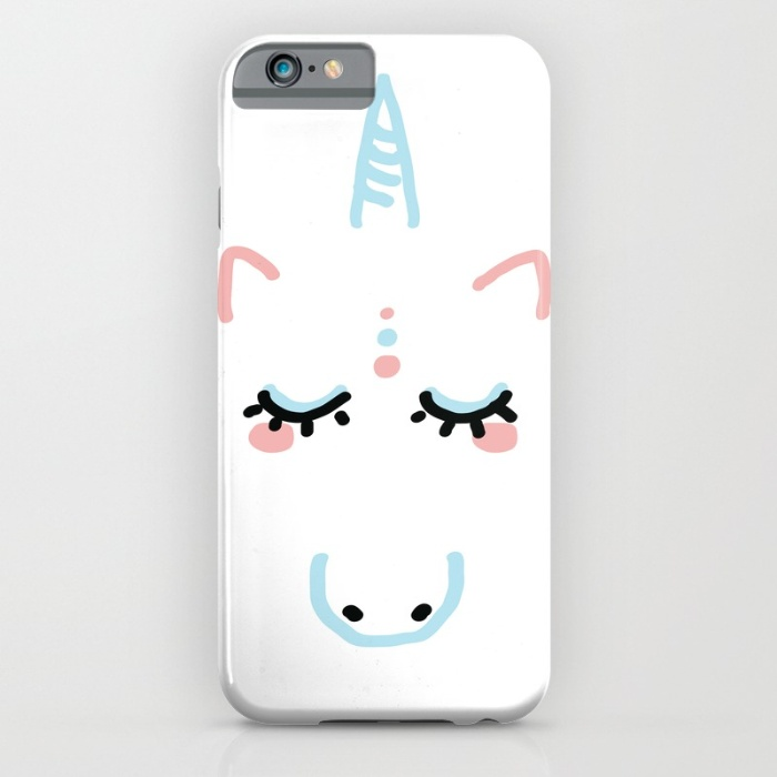 We curated this super cute collection of Unicorn iPhone 6 Cases for you! ★ Read more at www.preppywallpapers.com or follow us on Pinterest @blossomcases