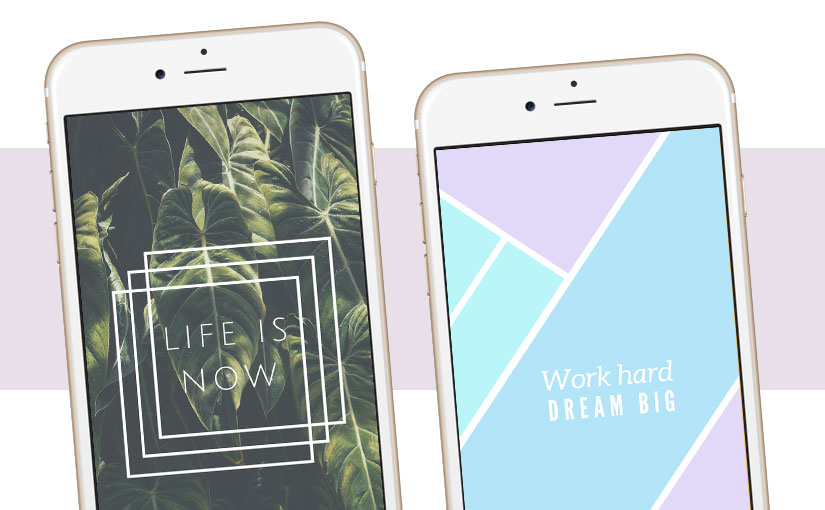 10 Happy U0026 Inspiring IPhone 7 Wallpapers To Celebrate Life