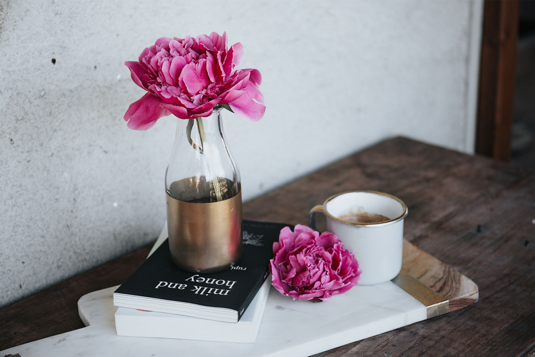 5 cute pink peonies iphone wallpapers | preppy wallpapers