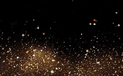 25 Festive Glitter & Gold iPhone 11 Wallpapers